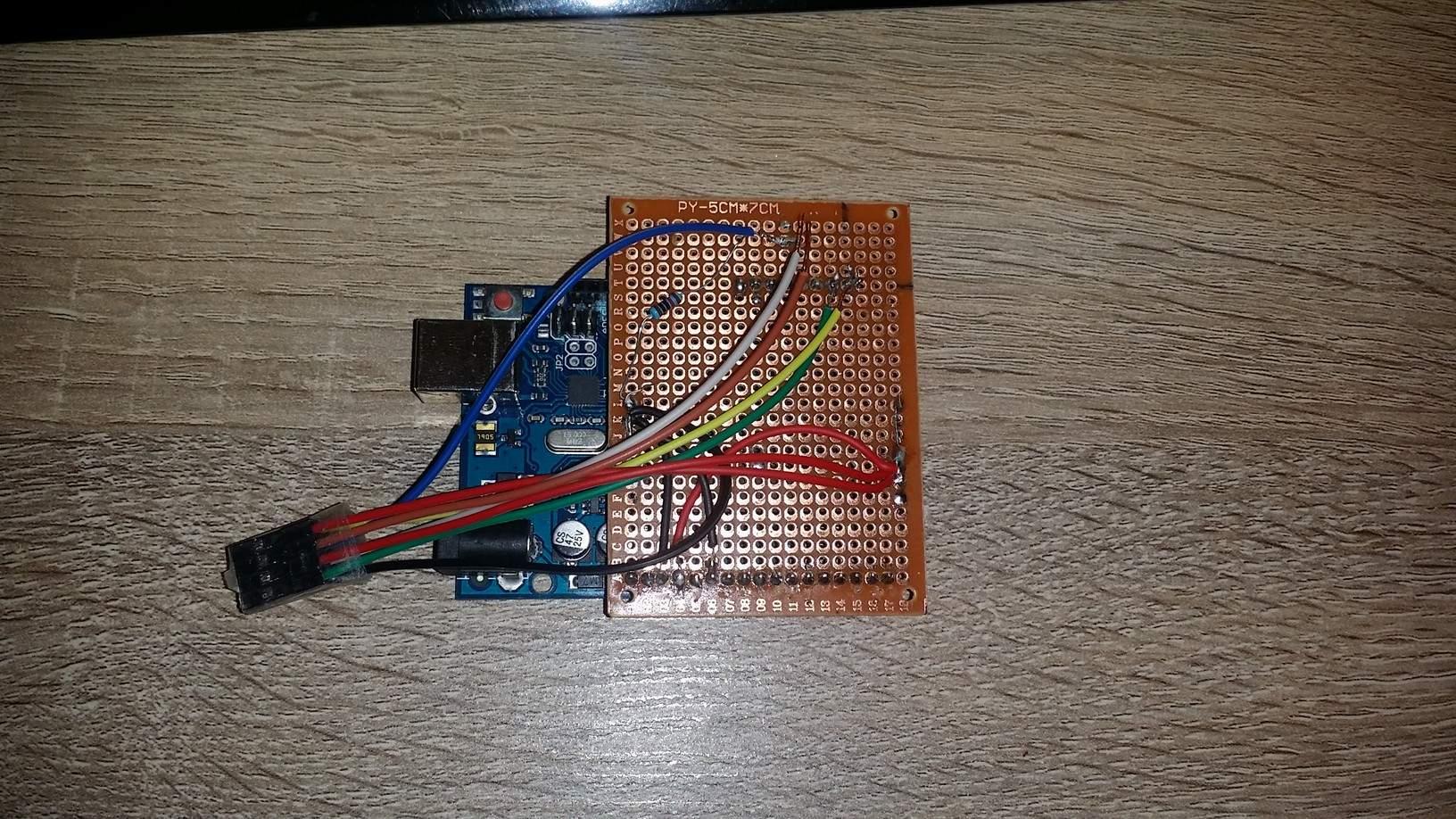 ESP8266 programlayıcı Shield